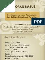 LapKas II - BP, Atelektasis, Dan PDA