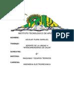 Reporte Unidad 4 Maquinas Termicas
