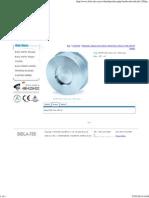 Disc Check Valve-Wafer Type PN40 Bola Tek MFG