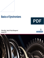 basics of synchronizers