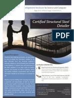Certified Structural Steel Detailer