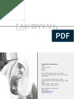 Portfolio - Fakhriyyah K