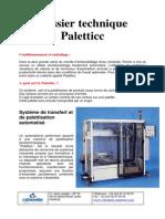 Dossier Technique Paletticc Restreint