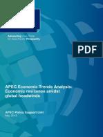 Economic Trends May 2015