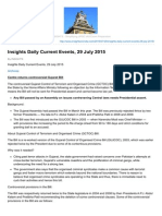 Insightsonindia.com-Insights Daily Current Events 29 July 2015