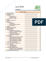 Excel Basics (1)