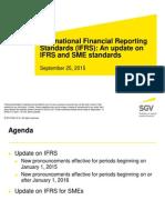 PFRS Updates