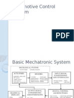 Automotive Control System