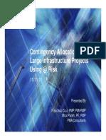 2011PalisadeVegasUserConf_FranciscoCruzContingencyAllocation.pdf