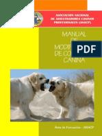 Manual de Modificacion de Conducta