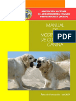 Manual de Modificacion de Conducta