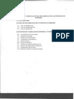 Los Estudios de Viabilidad en El Desarrollo de Los Proyectos