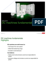 DC Machines Fundamentals