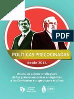 Politicas precocinadas