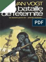 La Bataille de l'Eternite - A.E. Van Vogt