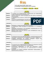 Lista Dos Trabalhos Aprovados III Mcpg 2015.2 Divulgação