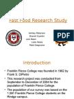 Fast Food  Study (2).ppt