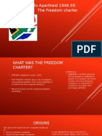 freedom charter