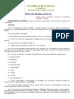 Decreto Nº 7234