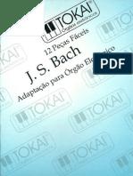 20 peças Bach