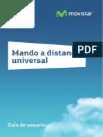 Manual Amper Mando a DistanciaA6 v2