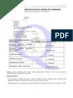 10. Analisis Microbiologico de Aguas de Consumo