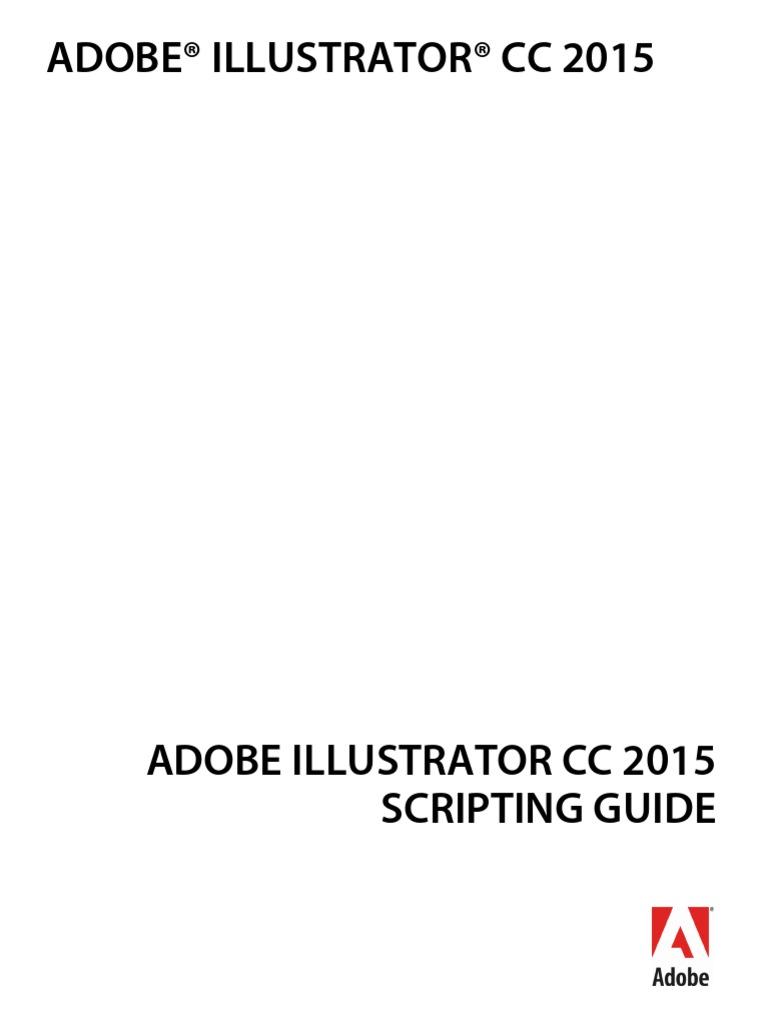illustrator scripting guide scripting language adobe flash rh scribd com Illustrator Bounding Box Adobe Adobe Illustrator Tools
