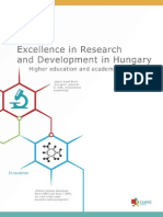 Excellence in Research and Development in Hungary