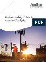 RF Testing Understanding Cable and Antenna Analysis
