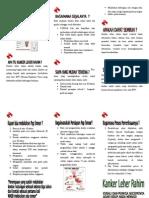 Leaflet PapSmear