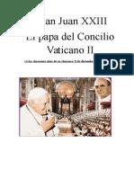libro Papa JUAN XXIII, El Papa Del Concilio