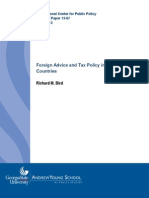 TaxAdvice-DevelopingCountries