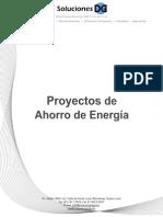 Servicios de Eficiencia y Ahorro de Energía Eléctrica
