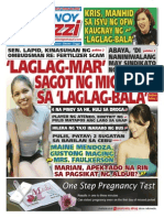 Pinoy Parazzi Vol 8 Issue 133 November 06 - 08, 2015