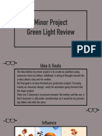 Green Light- Minor