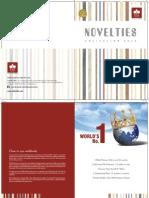 RAK Novelties Small Booklet