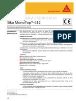 Sika Monotop 612