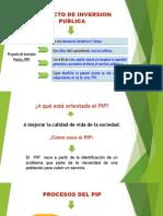 Pip (proyecto de inversion publica)