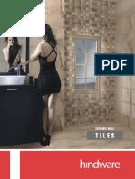Hindware TILES HD Digital Wal Tiles Catalogue