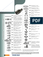 Power Team Fittings - Catalog