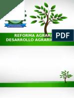 Reforma Agraria en El Perú