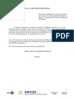 Guia de Orientação Para Registro de Medicamento Fitoterápico