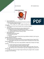 Tugas Ilham Bola Basket Putra