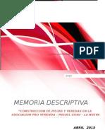 Expdnt Pistas y Veredas Nueva Providencia 4demayo