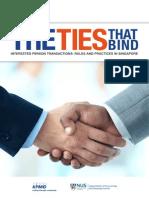 Advisory CorpGov the Ties That Bind