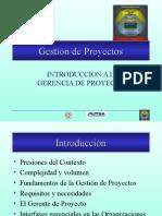 Introduccion a La Gerencia de Proyectos Aa