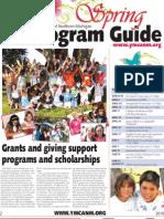 Program Guide Spring10