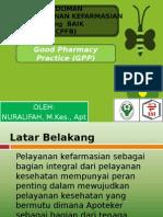 b. CPFB (Cara Pelayanan Farmasi Yg Baik)