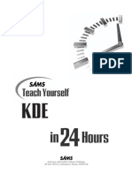 Linux - Teach Yourself KDE in 24 Hours - SAMS - Nich.pdf
