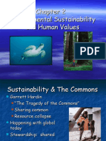 Ch02 Environmental Sustainability and Human Values